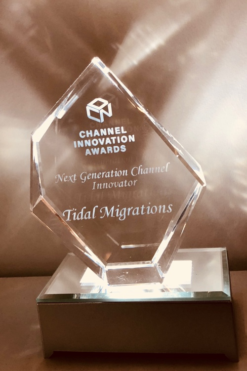 Tidal Migrations Diamond Award